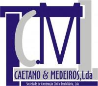 Caetano & Medeiros, Sociedade De Construção E Imobiliária Lda